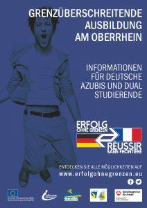 Grenzüberschreitende Ausbildung am Oberrhein Informationen Deutsche Azubis und Dual Studierende