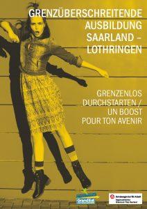 Grenzüberschreitende Ausbildung Saarland – Lothringen Grenzenlos Durchstarten
