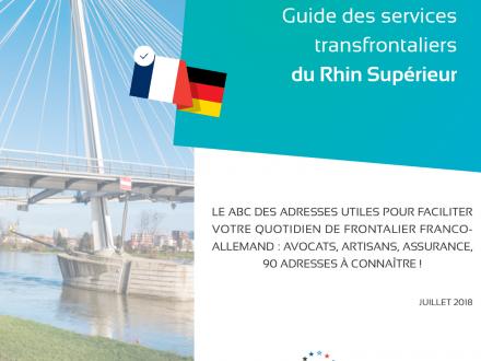 Guide des services transfrontaliers du Rhin supérieur