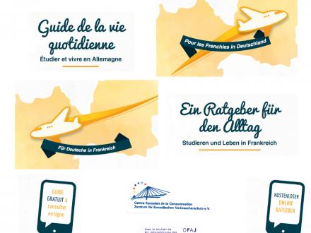 Guide de la vie quotidenne – Ein Ratgeber für den Alltag