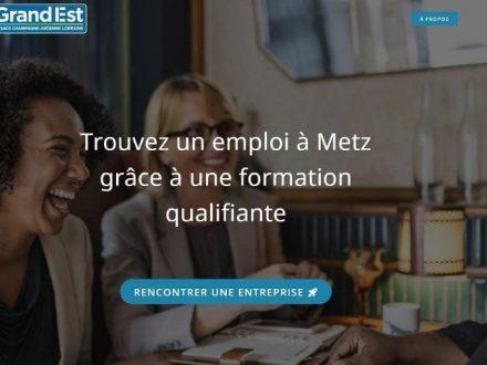 Trait d'union : trouvez une formation & un emploi en même temps !